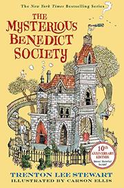 Cover art for THE MYSTERIOUS BENEDICT SOCIETY