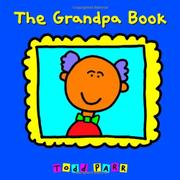 Book Cover for THE GRANDPA BOOK