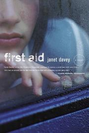 FIRST AID by Janet Davey