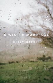 Cover art for A WINTER MARRIAGE