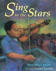 Cover art for SING TO THE STARS