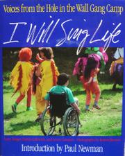 I WILL SING LIFE by Larry Berger