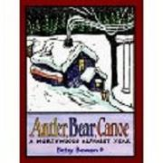 Cover art for ANTLER, BEAR, CANOE