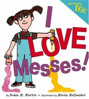 Cover art for I LOVE MESSES!