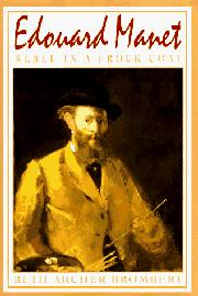 Cover art for EDOUARD MANET