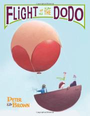 FLIGHT OF THE DODO by Peter Brown