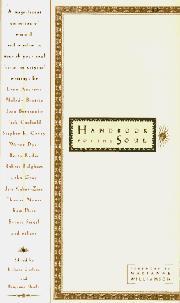 HANDBOOK FOR THE SOUL by Richard Carlson