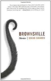 BROWNSVILLE by Oscar Casares