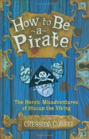 Book Cover for HOW TO BE A PIRATE
