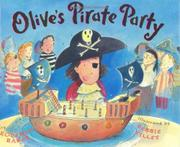 Cover art for OLIVE'S PIRATE PARTY