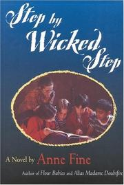 STEP BY WICKED STEP by Anne Fine
