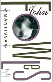 MANTISSA by John Fowles
