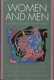 WOMEN AND MEN by Francoise Giroud