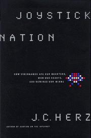 JOYSTICK NATION by J.C. Herz