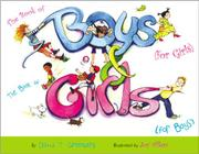 THE BOOK OF BOYS (FOR GIRLS) & THE BOOK OF GIRLS (FOR BOYS) by David T. Greenberg