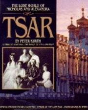 TSAR by Peter Kurth