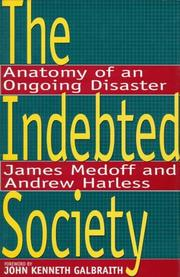 THE INDEBTED SOCIETY by James Medoff
