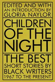 CHILDREN OF THE NIGHT by Gloria Naylor