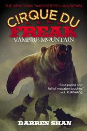 VAMPIRE MOUNTAIN by Darren Shan