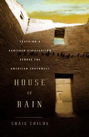 Book Cover for HOUSE OF RAIN