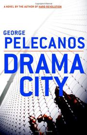 Book Cover for DRAMA CITY