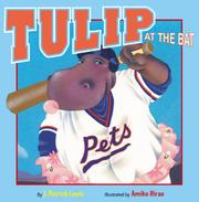 Cover art for TULIP AT THE BAT
