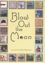 Book Cover for BLOW OUT THE MOON