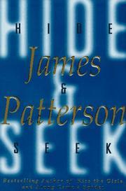 HIDE & SEEK by James Patterson
