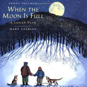 WHEN THE MOON IS FULL by Penny Pollock