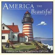 AMERICA THE BEAUTIFUL by Katherine Lee Bates