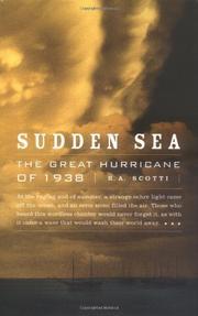 SUDDEN SEA by R.A. Scotti