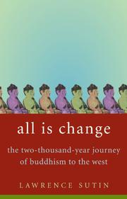 ALL IS CHANGE by Lawrence Sutin