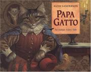 PAPA GATTO by Ruth Sanderson