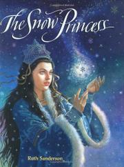 Book Cover for THE SNOW PRINCESS