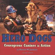 Book Cover for HERO DOGS