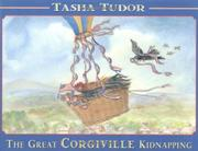 THE GREAT CORGIVILLE KIDNAPPING by Tasha Tudor