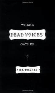 Cover art for WHERE DEAD VOICES GATHER