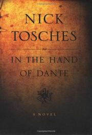 Cover art for IN THE HAND OF DANTE