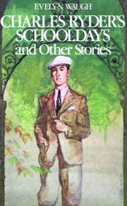 Cover art for CHARLES RYDER'S SCHOOL DAYS AND OTHER STORIES