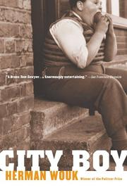 CITY BOY by Herman Wouk