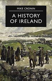 A HISTORY OF IRELAND by Mike Cronin