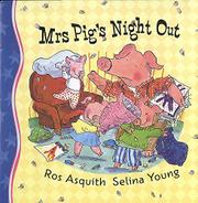 Cover art for MRS. PIG'S NIGHT OUT