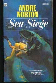 SEA SIEGE by Andre Norton