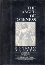 THE ANGEL OF DARKNESS by Ernesto Sabato