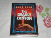 THE DEADLY CANYON by Jake Page