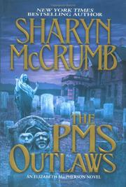 Cover art for THE PMS OUTLAWS