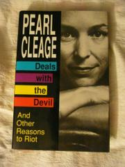 DEALS WITH THE DEVIL by Pearl Cleage