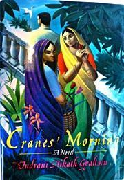 CRANES' MORNING by Indrani Aikath-Gyaltsen