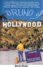 BRUNO OF HOLLYWOOD by Paul Mantee