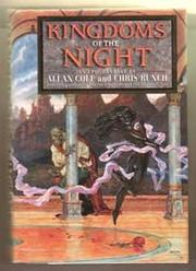 KINGDOMS OF THE NIGHT by Allan Cole